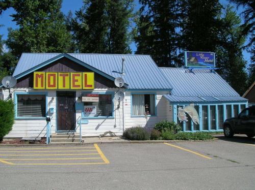Little River Motel Saint Regis
