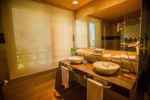 Standard Doppel- oder Zweibettzimmer - Einzelnutzung Hotel Eguren Ugarte 3
