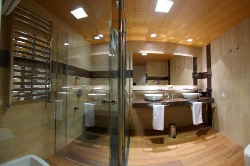 Deluxe Doppelzimmer Hotel Eguren Ugarte 3