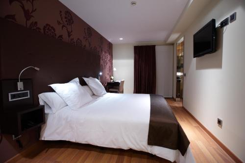 Deluxe Doppelzimmer Hotel Eguren Ugarte 2