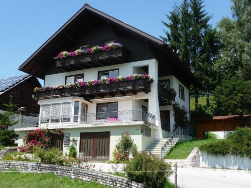 Gästehaus Kühnle - Apartment mit 2 Schlafzimmern und Terrasse
