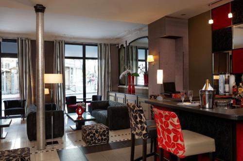 Hotel eiffel seine h tel 3 boulevard de grenelle 75015 for Hotels 75015
