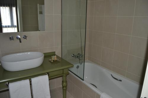 Habitación Doble - 1 o 2 camas - Uso individual Hotel Villa Monter 3