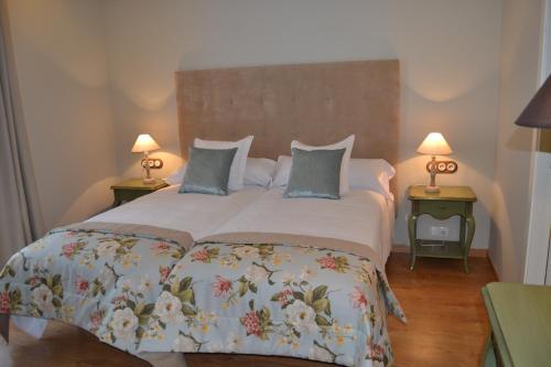Habitación Doble - 1 o 2 camas - Uso individual Hotel Villa Monter 1