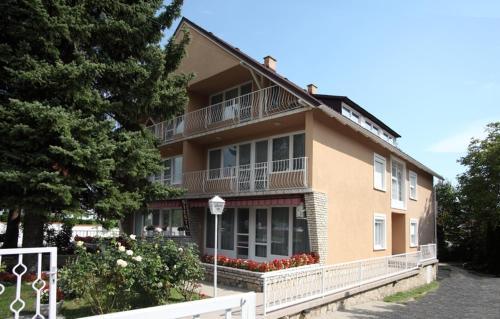 Siesta Apartmanház Balatonfüred