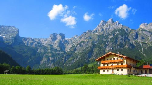 Alpen Appartements Oberlehengut Salzburger Land - Standard Apartment mit 2 Schlafzimmern und Balkon