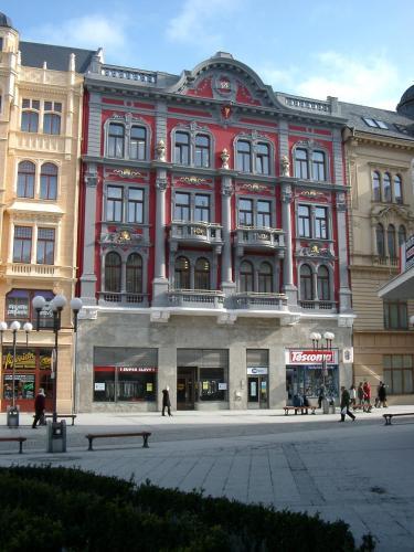 Отель Apartmány Studio 58 3 звезды Чешская Республика