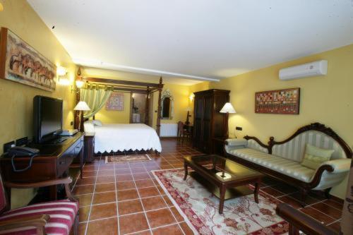 Suite Real Relais du Silence Hotel & Spa Etxegana 1