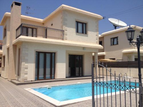 Pissouri Elite Villa