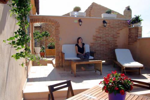 B&B Le Terrazze Fermo Bed & breakfast Marina Palmense in Italy