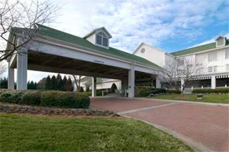 Photo of Hilton Raleigh-Durham at Research Triangle Park Hotel Bed and Breakfast Accommodation in Durham North Carolina