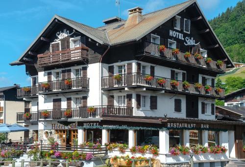 Отель Chalet Stella 0 звёзд Франция
