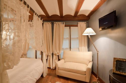 Standard Doppelzimmer Hospederia de los Parajes 2