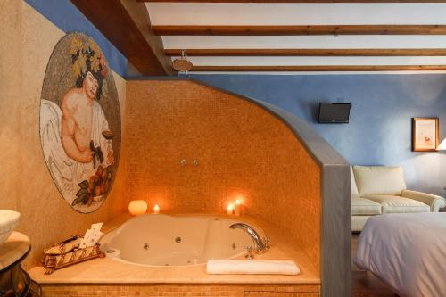 Double Room with Spa Bath Hospederia de los Parajes 3