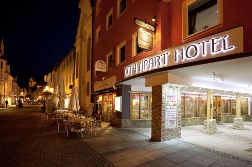 City Apart Hotel Füssen (B&B)