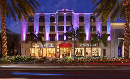 Luxe Rodeo Drive Hotel, Los Angeles - Promo Code Details