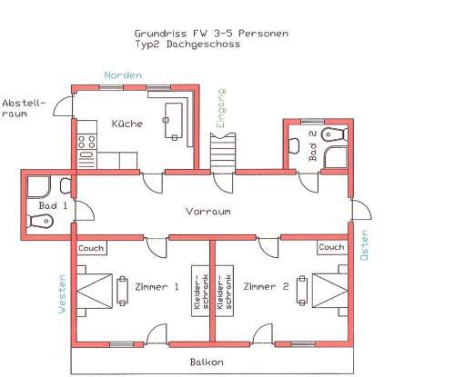 Haus Annemarie Apartments Kartitsch - Hochpustertal