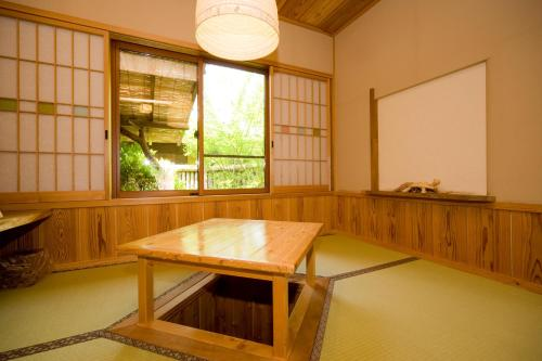 スタンダード 日本家屋 露天風呂付 (Standard Japanese-Style House with Open-Air Bath)