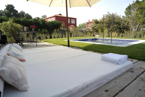 Suite Deluxe con piscina privada  Hotel Boutique Pinar 26