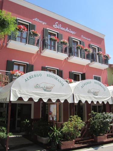 Hotel Silvestrino in Stintino