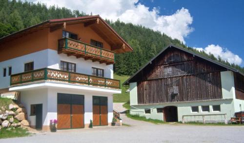 Appartement zum Rössl - Apartment mit 2 Schlafzimmern mit Balkon