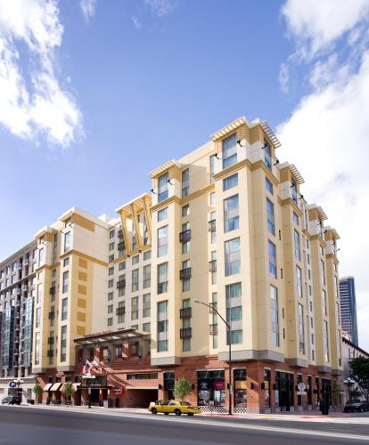 Residence Inn by Marriott San Diego Downtown/Gaslamp Quarter - 0.0 star rating for travel with kids