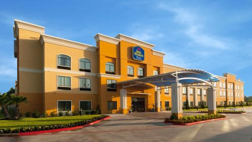 BEST WESTERN PLUS Jfk Inn And Suites TX, 77032