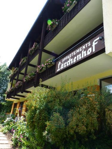 Appartements Lärchenhof - Apartment mit 1 Schlafzimmer
