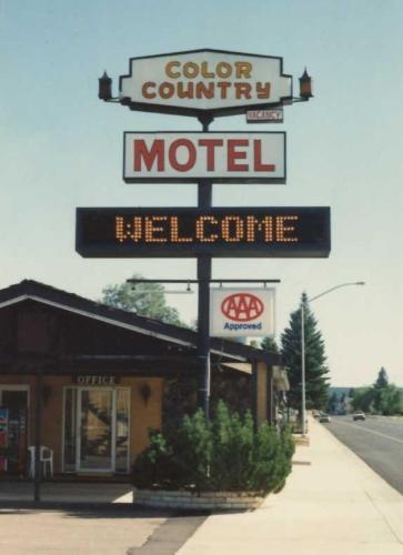 Picture of Color Country Motel