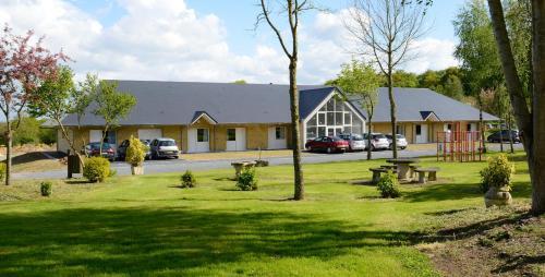 Brit Hotel Bayeux Relais Forêt