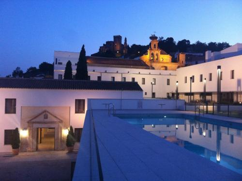 Twin Room Hotel Convento Aracena & SPA 2