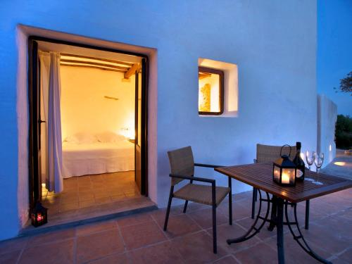 Double or Twin Room Agroturismo Ca n'Escandell 1