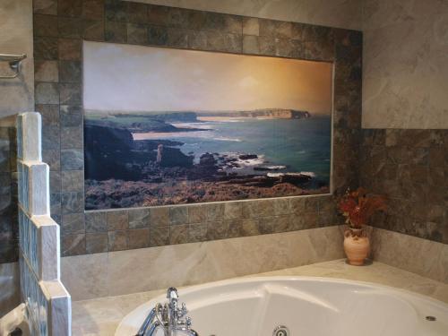 Dúplex Superior con bañera de hidromasaje Hotel Rural Posada El Solar 4