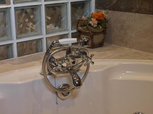 Dúplex Superior con bañera de hidromasaje Hotel Rural Posada El Solar 7