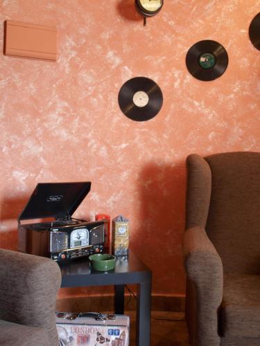 Dúplex Superior con bañera de hidromasaje Hotel Rural Posada El Solar 8