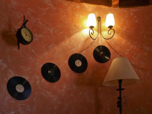 Dúplex Superior con bañera de hidromasaje Hotel Rural Posada El Solar 9