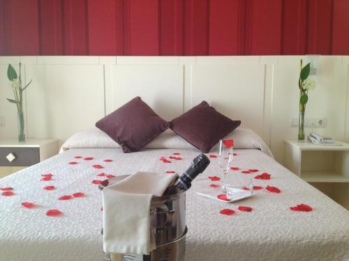 Oferta Especial - Habitación Doble - 1 o 2 camas Hotel la Bastida 6