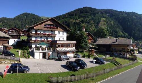 Der Oswalderhof - Familienzimmer