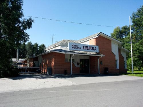 Hotelli Ravintola Tiilikka