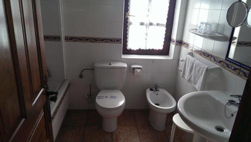 Habitación Doble con bañera de hidromasaje Hotel Rural Posada El Solar 6