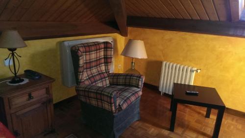 Habitación Doble - Ático Hotel Rural Posada El Solar 4