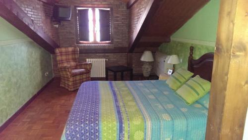 Habitación Doble - Ático Hotel Rural Posada El Solar 8