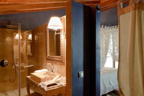 Standard Doppelzimmer Hospederia de los Parajes 5