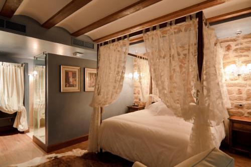 Standard Doppelzimmer Hospederia de los Parajes 8