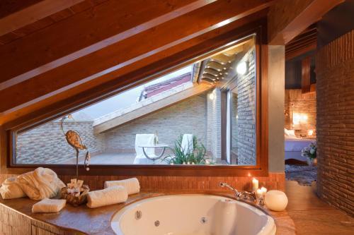 Suite Hospederia de los Parajes 9