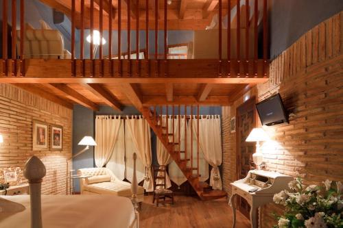 Suite Hospederia de los Parajes 10