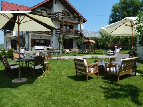 Отель Pensiunea Romantic
