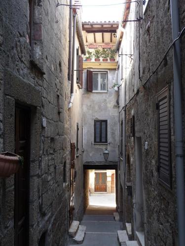 Appartamenti a Pitigliano