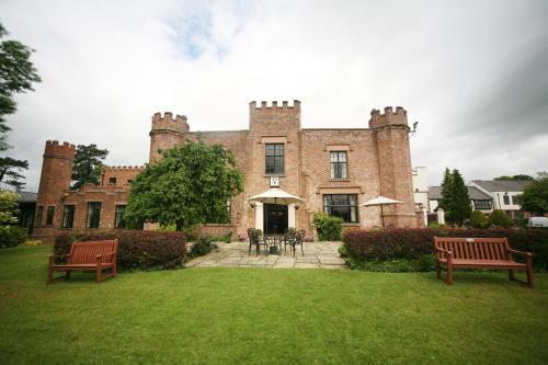Crabwall Manor Chester Restaurant Menu