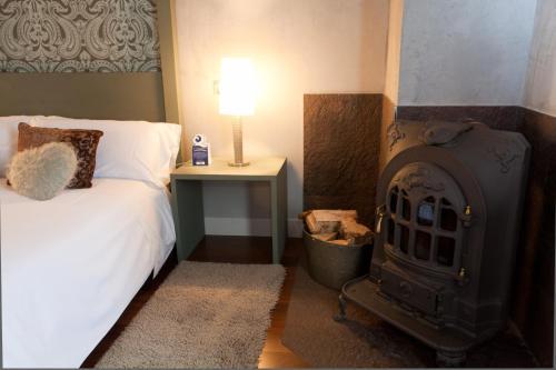 Comfort Doppelzimmer Casa Rural Etxegorri 8